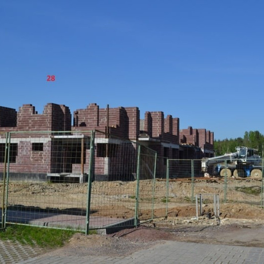 Ход строительства ЖК Ванино