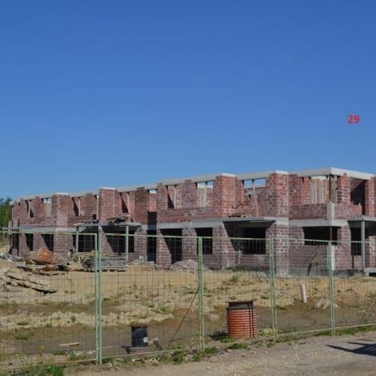 Жилой комплекс Ванино, стройка